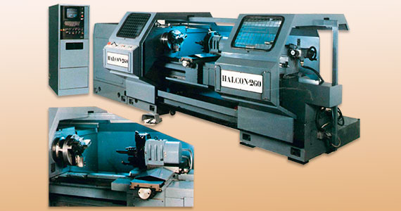CMZ manufactures its first CNC lathes