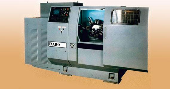 CMZ manufactures its range of CNC lathes