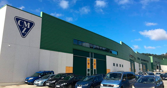 Start-up of Seuner, the second CMZ assembly plant, in Mallabia